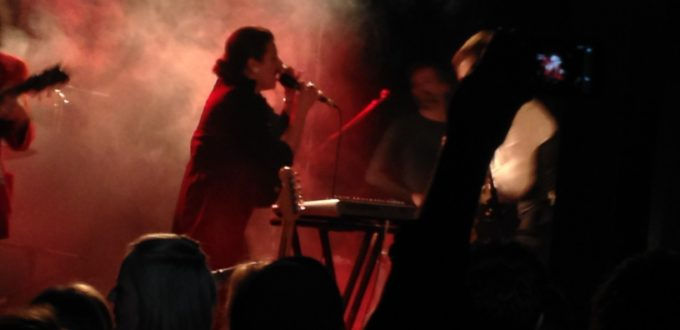 halifax bowie tribute at the Marquee