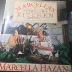 Photo of 'Marcella's Italian Kitchen' a cookbook by Marcella Hazan